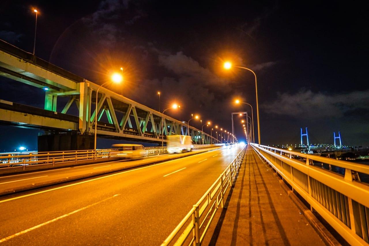 横浜の高速