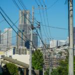 横浜の住宅街